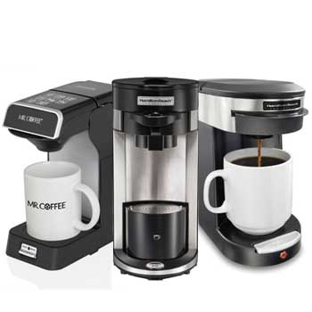 Coffee Makers & Accesories