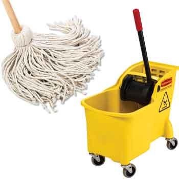 Mops & Equipment