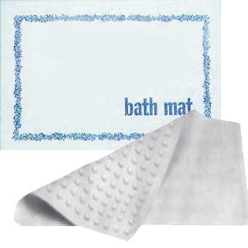 Shower mat, Safety & Strip